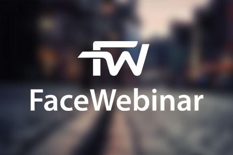 Facewebinar - Audio Video Confrencing