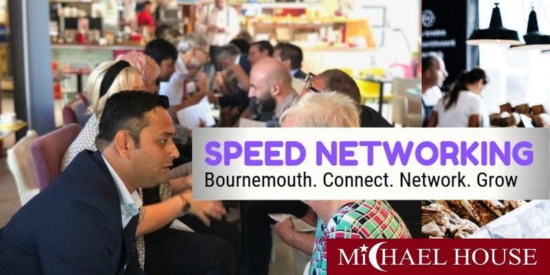 Find Us On Web Coffee Morning & Speed Networking Event Bournemouth 10th October 2019