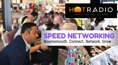 Find Us On Web Coffee Morning & Speed Networking Event Bournemouth 09 Dec 2019 - Morning