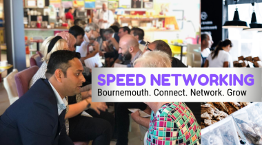 Find Us On Web Coffee Morning & Speed Networking Event Bournemouth 09 Dec 2019 - Afternoon